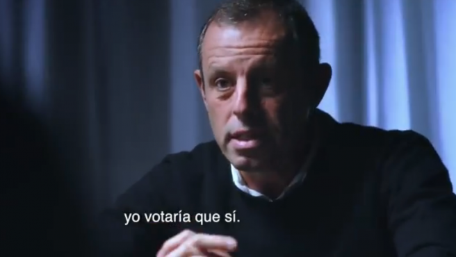 El expresidente del Barça es protagonista en 'Lo de Évole'