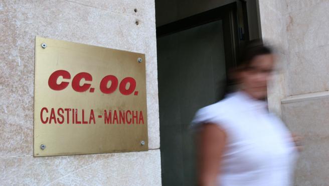 Sede de CCOO en Toledo