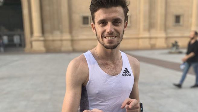 Carlos Mayo, atleta de fondo español.