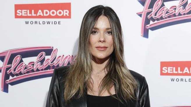 La cantante, Lorena Gómez, en enero de 2020.