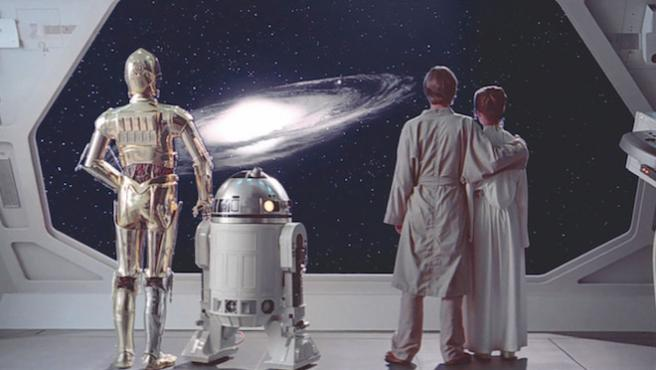 'Star Wars: El Imperio contraataca': La guerra de Lucas
