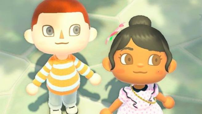 Colección THE Marc Jacobs en el videojuego Animal Crossing.