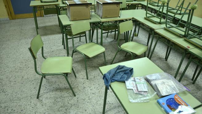 Educación y sindicatos se reunirán mañana para abordar la reapertura de los centros
