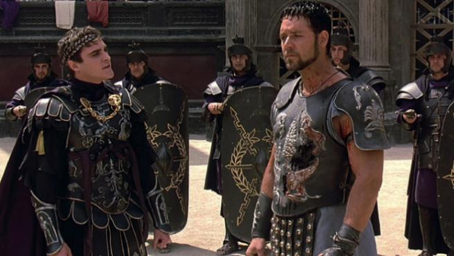 20 aniversario de 'Gladiator': el rodaje más trepidante de la historia del cine