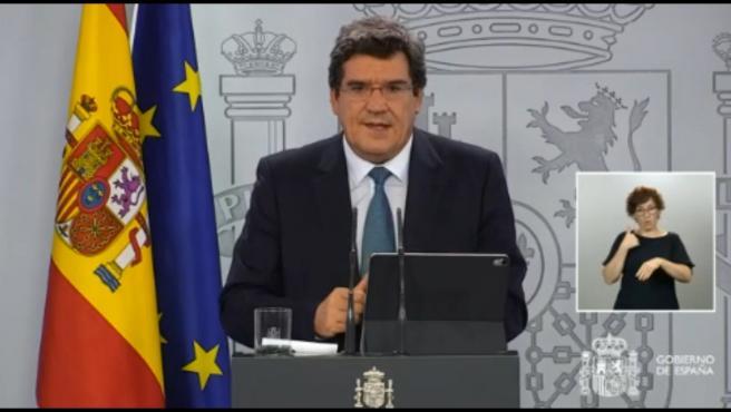 Escrivá calcula que el ingreso mínimo vital costará 3.000 millones de euros al año