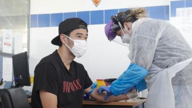 Pruebas médicas a Kagawa, jugador del Zaragoza.