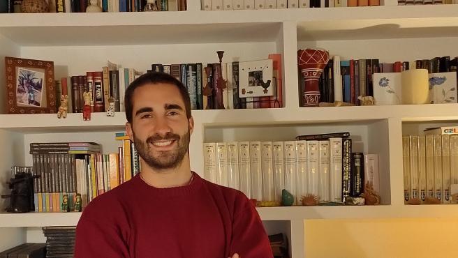 José Daniel Hernández, promotor de Gutenfy.