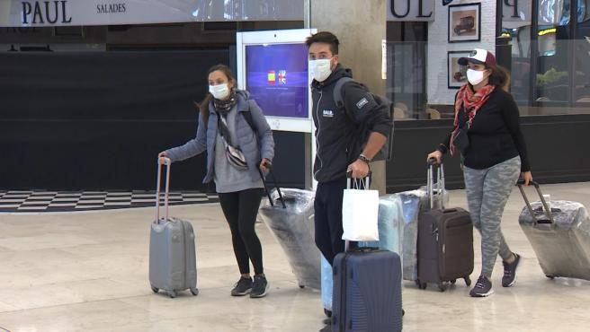 La llegada de turistas extranjeros a España se hunde un 64,3% en marzo