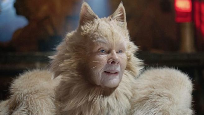 Judi Dench describe su vestuario de 'Cats' con una frase inolvidable