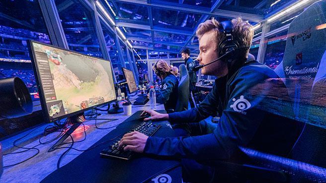 Dota 2 es el juego con el que más dinero ganan los 'gamers' profesionales