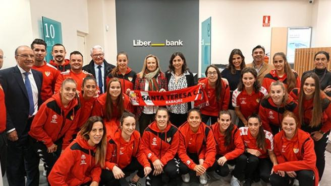 Equipo de fútbol Santa Teresa de fútbol femenino