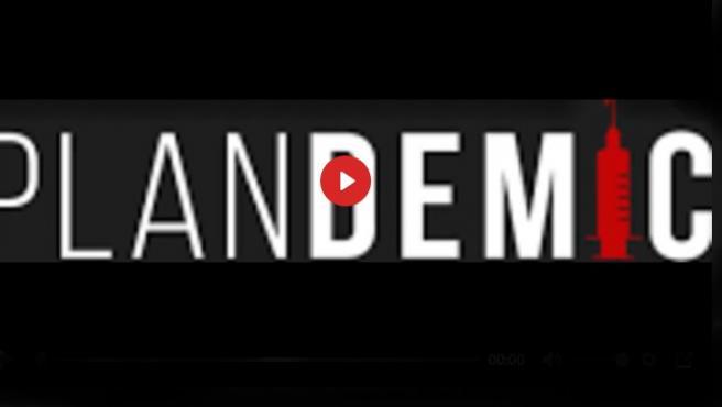El logotipo del vídeo llamado 'Pandemic'.