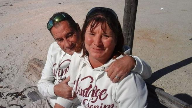 Tony Hilliar y Alida Fouche murieron tras consumir alcohol adulterado.