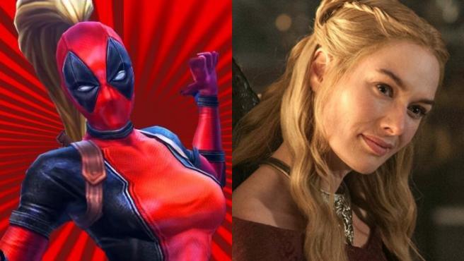 El creador de Deadpool ya tiene a su Lady Deadpool… y es Cersei Lannister