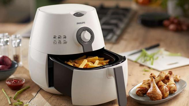 Con este electrodomésticos restarás unas cuantas calorías a los alimentos.