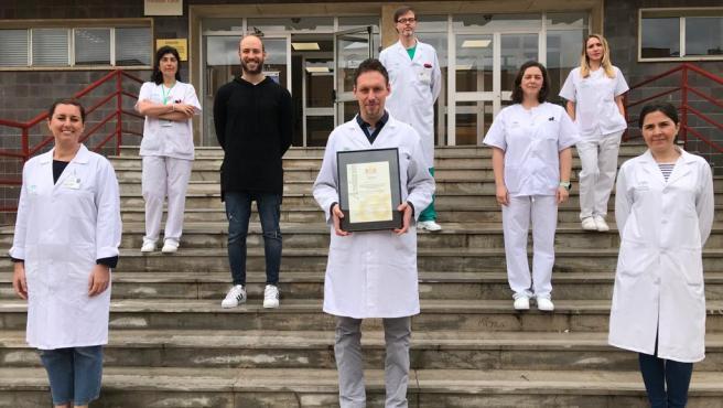 Unidad de Anatomía Patológica del Hospital Virgen del Rocío de Sevilla, con un sello internacional sobre secuenciación masiva de genes en cáncer