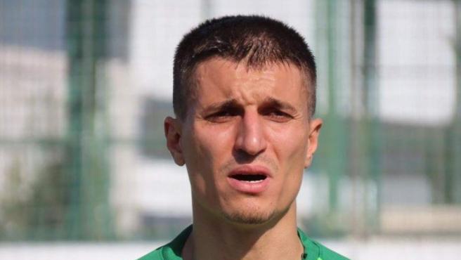 Cevher Toktas, el futbolista turco que mató a su hijo.