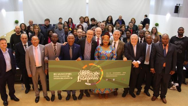 Imagen de la campaña del Fondo Galego de Cooperación