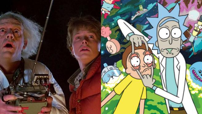 Michael J. Fox no ha visto nunca 'Rick y Morty'