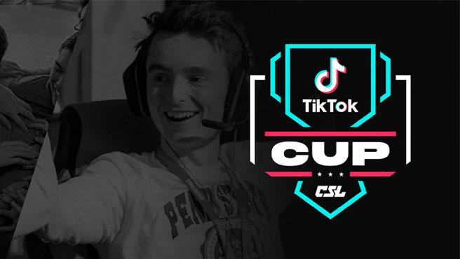 TikTok y Collegiate StarLeague han organizado la TikTok Cup