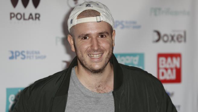 El empresario Alex Lequio posa en un evento en Madrid.