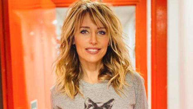 La presentadora de televisión Emma García.