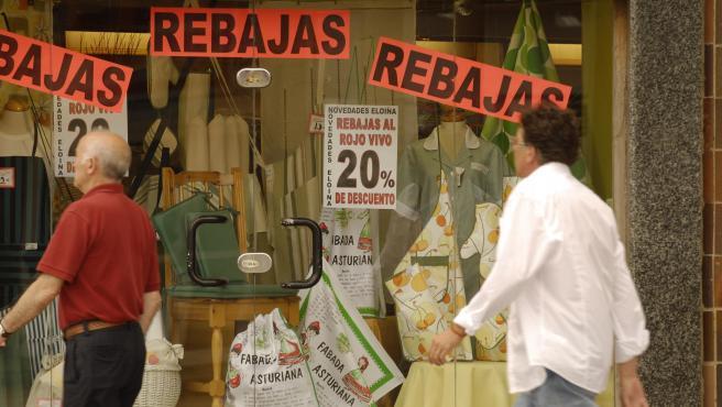 Rebajas en Asturias