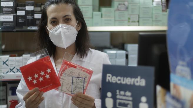 Las farmacias de Madrid siguen el aviso de Salud Pública y dejan ...