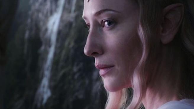 ¿Qué papel no pudo interpretar Cate Blanchett en 'El señor de los anillos'?