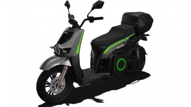 La nueva scooter de silence S02 LS cuenta con una versión para particulares y otra para flotas de reparto