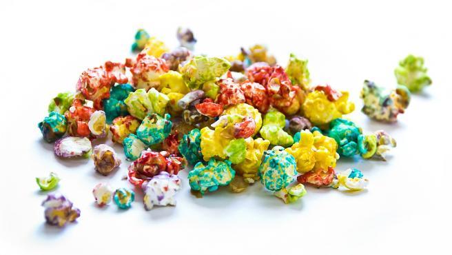 Las palomitas dulces son el complemento perfecto a una tarde de diversión.