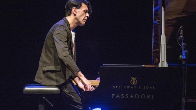 El compositor y pianista italiano Ezio Bosso.