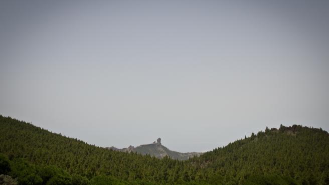 El Roque Nublo, uno de los símbolos naturales de Gran Canaria