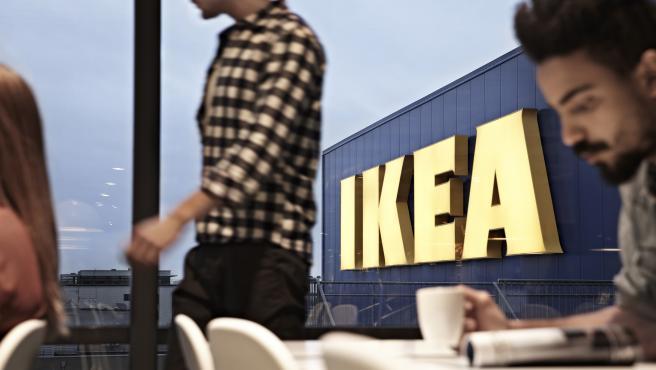 Imagen de un centro de Ikea