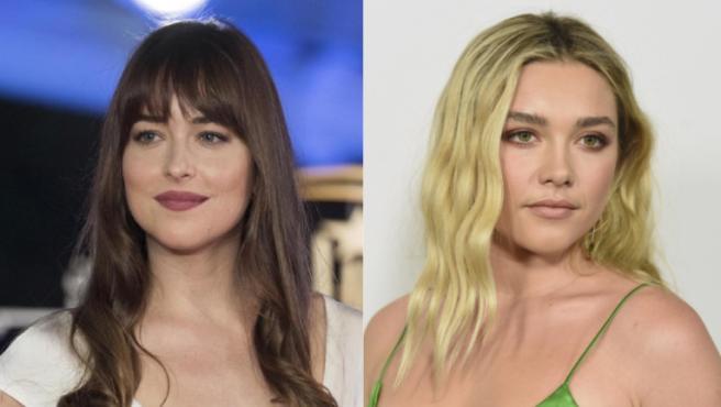 Dakota Johnson podría unirse a Florence Pugh en 'Don't Worry Darling', de Olivia Wilde