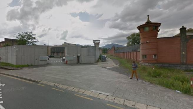Imagen de archivo de la cárcel de Basauri.