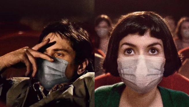 Amélie, Travis Bickle y otros personajes te animan a volver al cine en esta campaña viral