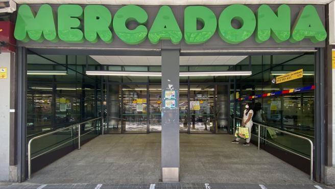 Una tienda de Mercadona en Madrid en una imagen de archivo.