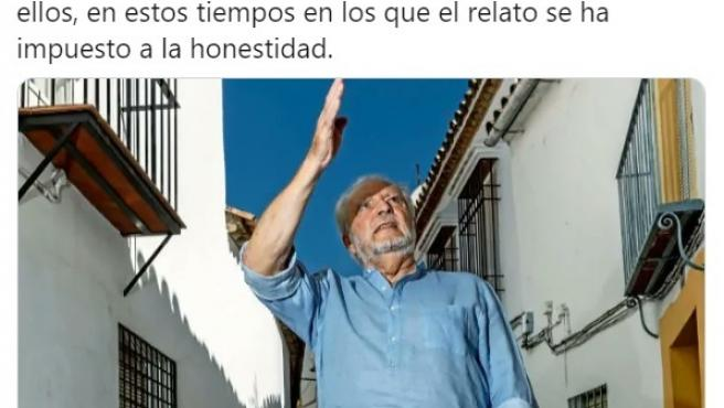 Tuit de Daniel pérez Calvo