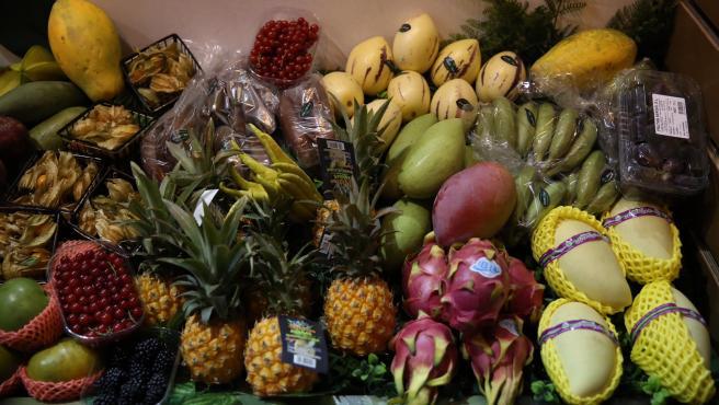 Frutas, fruta, verdura, verduras