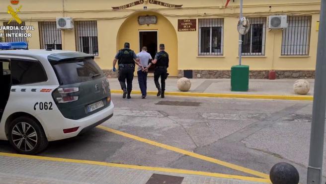El detingut a Sagunt