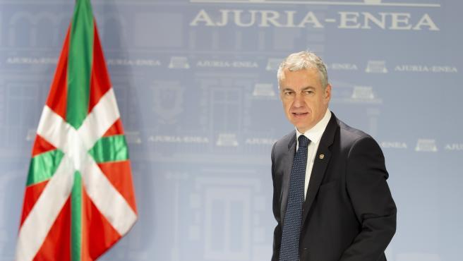 El Lehendakari, Iñigo Urkullu, convoca Consejo de Gobierno extraordinario