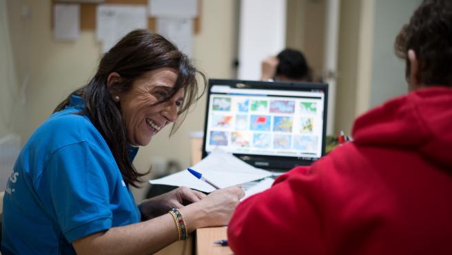 La Fundación 'la Caixa' comparte historias y experiencias online a través del proyecto 'Cadenas de Vida'.