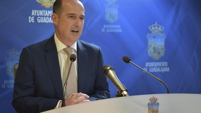 Ndp Ayto Guadalajara El Equipo De Gobierno Crea Una Mesa De Seguimiento Del Pacto Por La Recuperación Con Representación De Todos Los Partidos Políticos