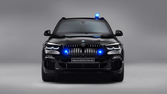 BMW X5 Protection VR6.
