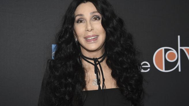 La cantante Cher, en una imagen de 2018.