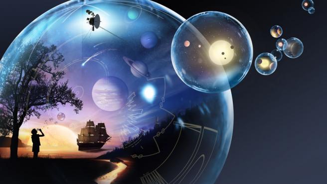 Científicos de la NASA han hallado evidencias de que puede existir un universo paralelo.