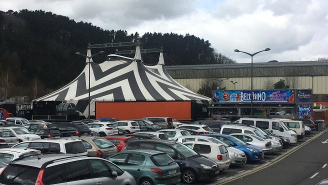El circo italiano de Beasain