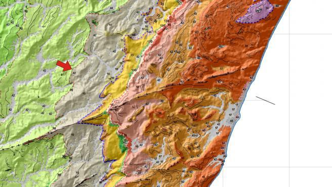 Geólogos españoles cartografían indicios del meteorito que acabó con los dinosaurios