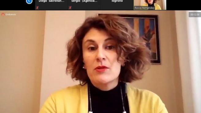 La concejala Rocío Fernández realiza propuesta para jóvenes
